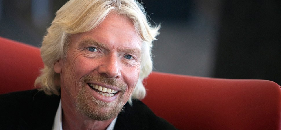 'Pitch it in 10', or Branson's not interested